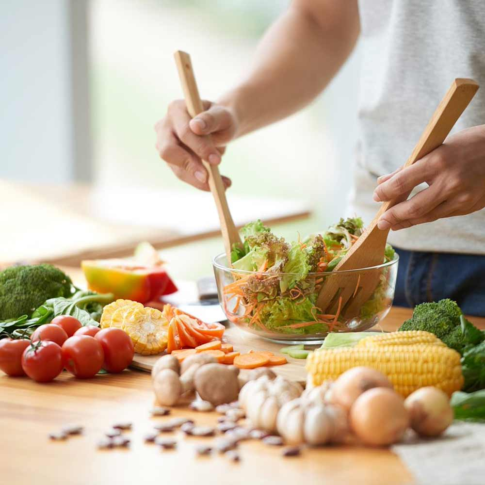 Healthy eating for diabetes prevention