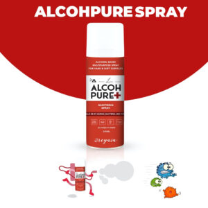 Alcohpure Multipurpose Sanitizer Spray